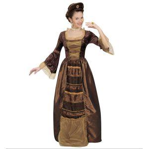Disfraz baronesa deluxe adulto