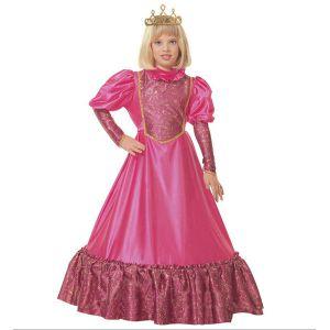 Disfraz princesa medieval 5-7 8-10 11-13