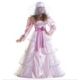 Disfraz lady gran gala para niñas de 5 a 13 años