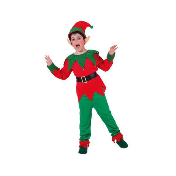 Disfraces de duendes navideños para niños - Imagui