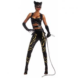 Disfraz catwoman deluxe