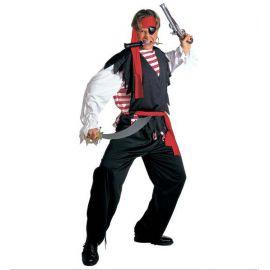 Disfraz pirata sencillo xl