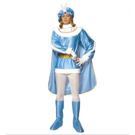 Disfraz principe azul xl