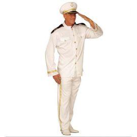 Disfraz capitan de marina