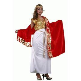 Disfraz emperatriz roja