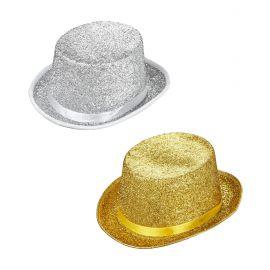 Chistera oro y plata deluxe