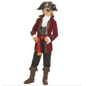 Disfraz pirata del caribe ni?o