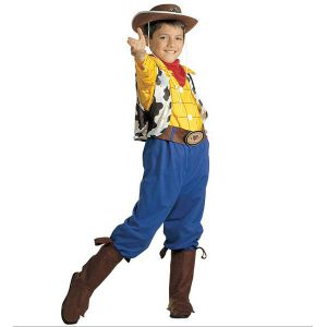 Disfraz vaquero billy ni?o
