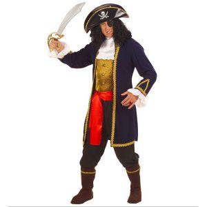 Disfraz pirata de los 7 mares xl