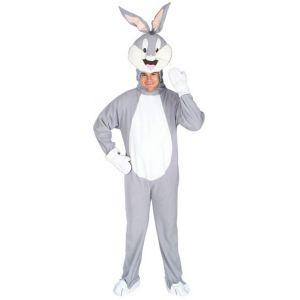 Disfraz bugs bunny de lujo