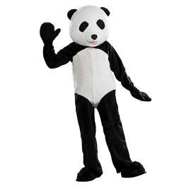 Disfraz panda de lujo