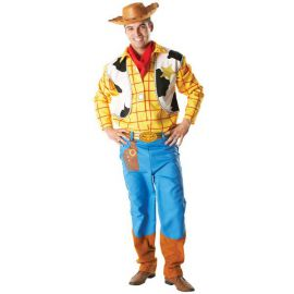 Disfraz woody toy story lujo