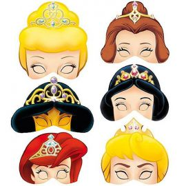 Caretas princesas disney 24 und