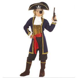 Disfraz pirata de los 7 mares inf