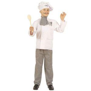 Disfraz cocinero infantil de 5 a 13 a?os