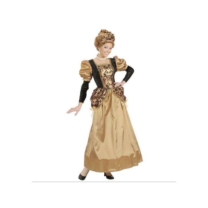 Disfraz cortesana poca mujer adulto for Disfraces de epoca
