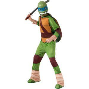 Disfraz tortuga ninja leonardo
