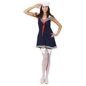Disfraz marinera adulto