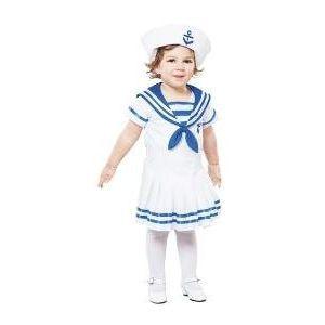 Disfraz marinera ni?a 2-4 a?os