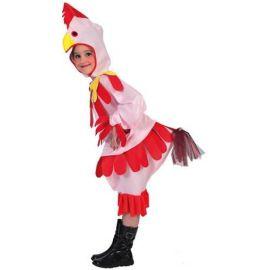 Disfraz gallina infantil