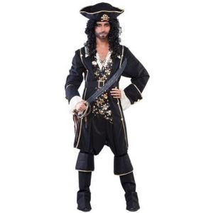 Disfraz pirata corsario de la noche