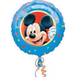 Globo helio Mickey azul