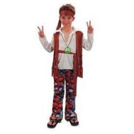 Disfraz hippie EU niños de 5 a 12 años