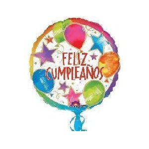 Globo helio celebracion feliz cumplea?os