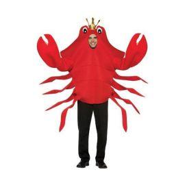 Disfraz rey cangrejo