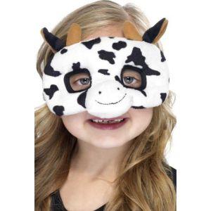 Mascara antifaz peluche vaca