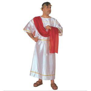Disfraz César romano hombre