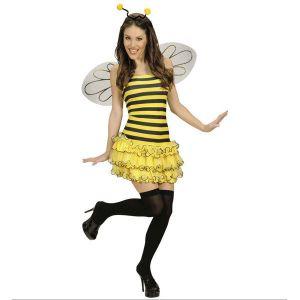 Disfraz abeja adulto para mujer