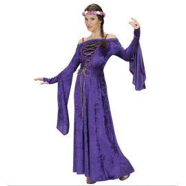 Disfraz princesa medieval Fanciulla