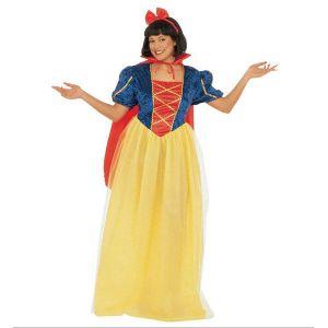 Disfraz princesa del bosque XL