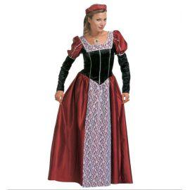 Disfraz mujer medieval XL