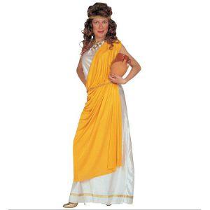 Disfraz romana sencillo