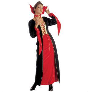 Disfraz dama gótica adulto