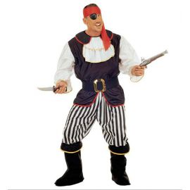 Disfraz pirata adulto XL