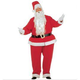 Disfraz Papá Noel gordo