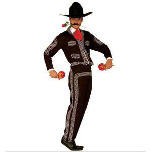 Disfraz mariachi mexicano