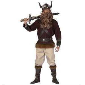 Disfraz vikingo deluxe