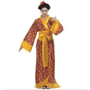Disfraz geisha adulto
