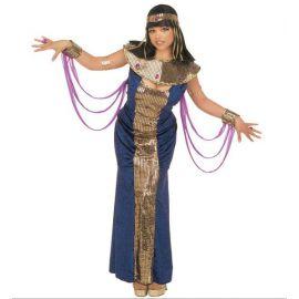 Disfraz egipcia faraona Nefertiti