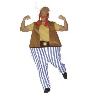 Disfraz Obelix gordo