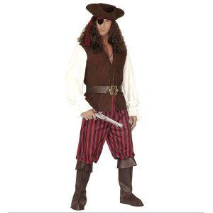 Disfraz pirata deluxe adulto XL