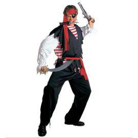 Disfraz pirata sencillo