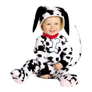 Disfraz bebe dalmata