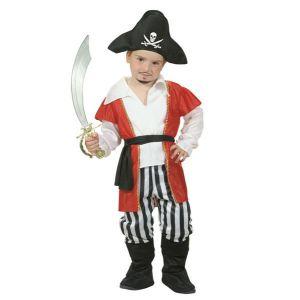 Disfraz pirata de 1 a 3 años