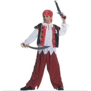 Disfraz pirata isla del tesoro