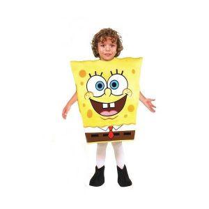 Disfraz de bob esponja infantil